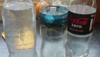Tre liter bjørkesevje