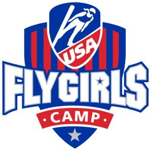 "Logo programu ""Fly Girls"""