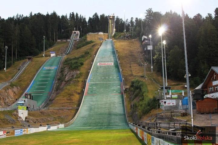 Hinterzarten 'Adler-Skistadion', fot. Maria Grzywa
