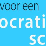 Oproep voor een democratische school