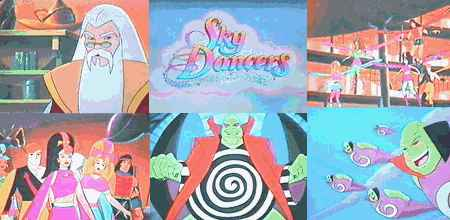 sky dancers old memories