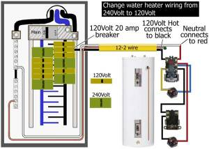 120240V household water heater installed and working  Page 2  School Bus Conversion Resources