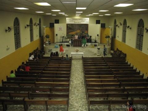 Fotos do culto de jovens de ontem (12/07/2008)