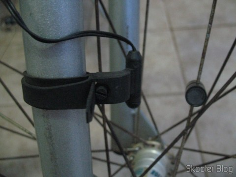 Sensor do Velocímetro Eletrônico de Bicicleta