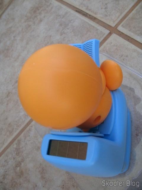 Célular solar do brinquedo