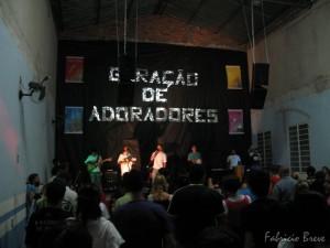 """Evento """"Geração de Adoradores"""", IEQ do Palmeiras, Rio Claro-SP, 29/11/2008"""