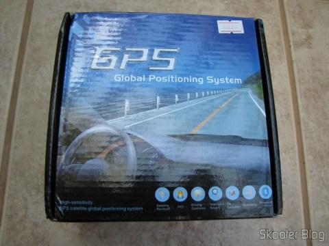 Caixa genérica do Navegador GPS