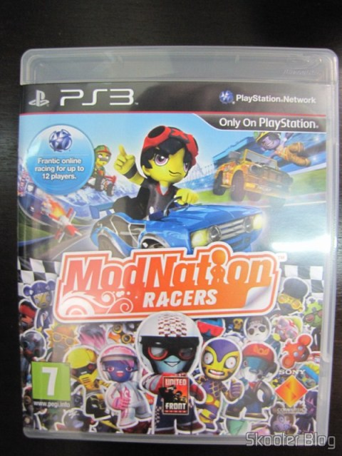 ModNation Racers do PS3