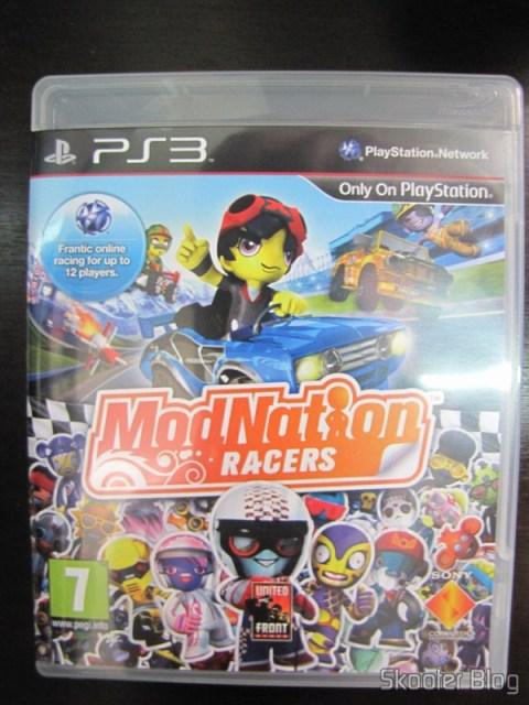 ModNation Racers do PS3