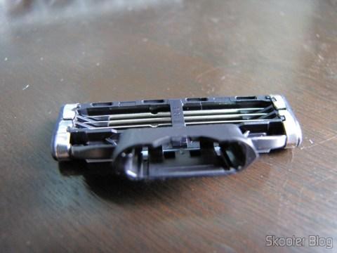 Cartucho Mach 3 da Gillette importado de Hong Kong