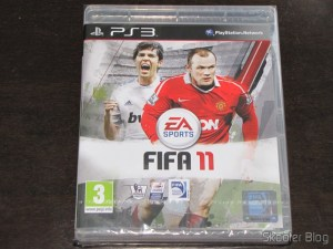 Fifa 11 (PS3) still in the sealed bag