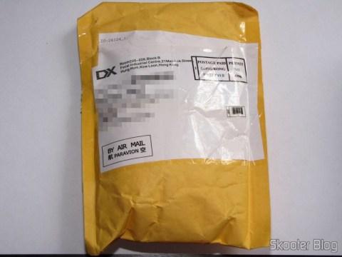 Pacote da DealExtreme com as Baterias de Lítio 14500 3.7V 900mAh Recarregáveis e Protegidas TrustFire