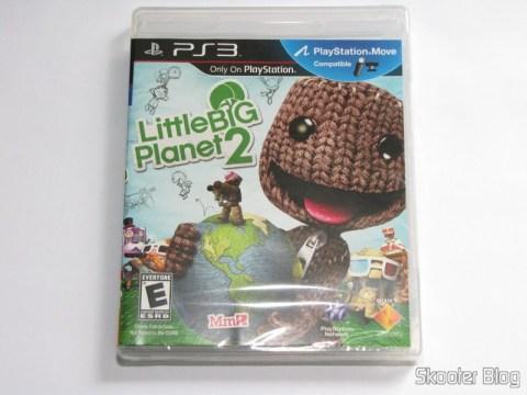 LittleBigPlanet 2 (PS3) ainda na embalagem lacrada
