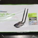 Embalagem do Dongle de Rede Sem Fio WiFi USB 2.0 300Mbps 802.11n/g/b de Alta Potência, ainda lacrada