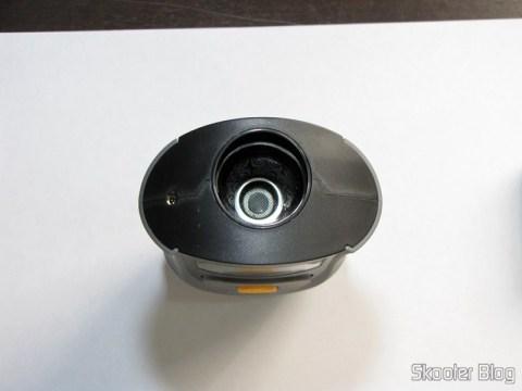 Emissor/Sensor do Medidor de Distância Ultrassônico com Apontador Laser e LCD de 2.0″ (Bateria 9V – G6F22)
