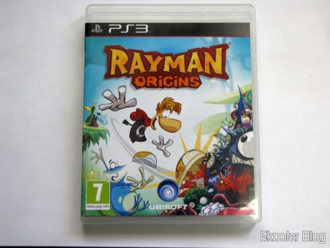 Rayman Origins do Playstation 3 (PS3)
