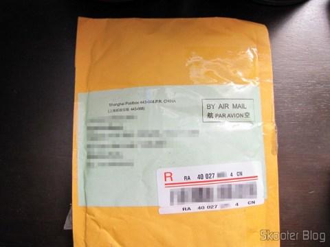 Pacote da DealExtreme - DX com o Cabo Micro USB de Dados/Carga para Nokia/Motorola/Samsung/LG/Blackberry/HTC (1,5 metro)