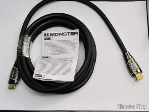 Cabo HDMI v1.4 1080p blindado com 2,4 metros