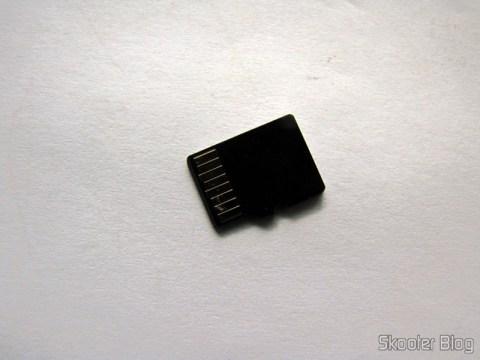Cartão Micro SDHC TF 16GB Sandisk Genuíno com Adaptador SD