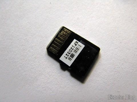 Cartão Micro SD/TF de 32GB Sandisk Genuíno com Adaptador para SD (Genuine Sandisk Micro SD/TF Card with SD Card Adapter (32GB))