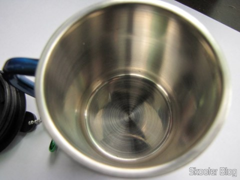 220ml Stainless Steel Mug for Camping (Outdoor Camping Stainless Steel Cup (220ml))