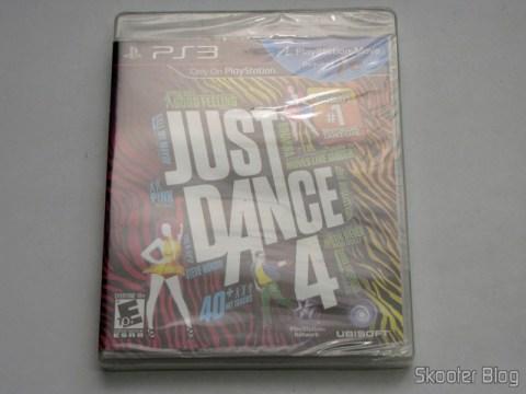 Just Dance 4 (PS3), still sealed