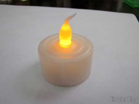 Decorative LED Candle (Decorative Home LED Candle Light) my girlfriend received