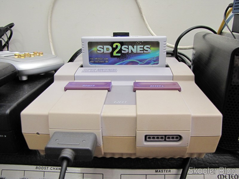 SD2SNES supported the SA1 and Super FX