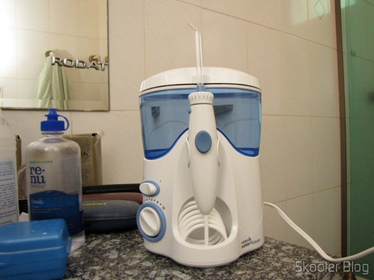 Waterpik Ultra Water Flosser, pronto para uso