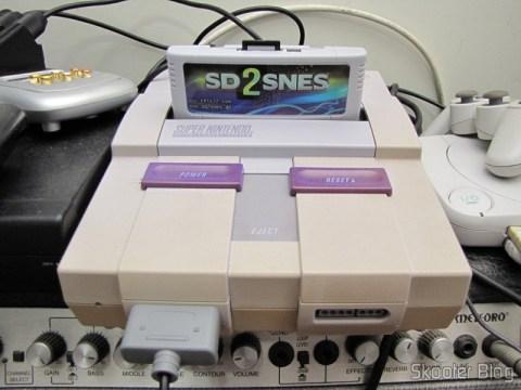 Cartão de Memória de Alta Velocidade SDHC 300X Sandisk Extreme Genuíno 32GB Classe 10 (Genuine SanDisk Extreme SDHC 300X High-Speed Memory Card (32GB / Class 10)), no SD2SNES