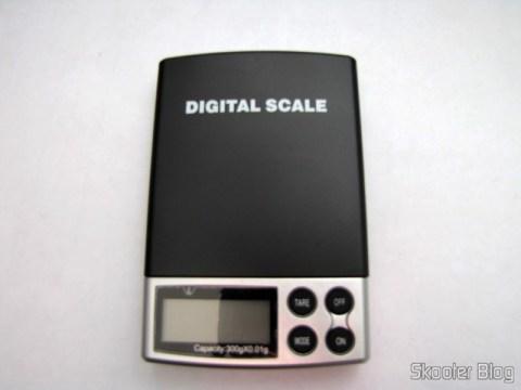 Balança de Precisão Digital de Bolso (Máximo 300g / Resolução 0.01g) (Precision Digital Pocket Scale (300g Max / 0.01g Resolution))