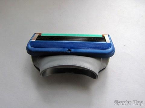 Cartucho de Lâminas de Barbear Gillette Fusion