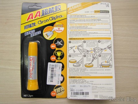 Super Glue Instant Aron Alpha (Aron Alpha Instant Super Glue)