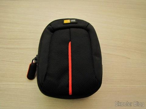 Bolsa para Câmera Compacta Case Logic DCB-301 (Case Logic DCB-301 Compact Camera Case – Black)