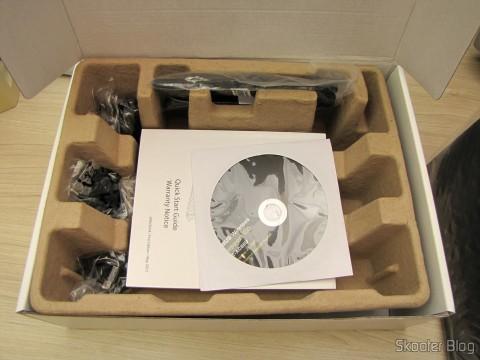 Abrindo a embalagem do Roteador ASUS RT-AC68U Dual Band Gigabit Router 802.11ac Wireless-AC1900