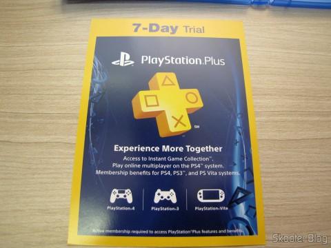 7 dias de PSN Plus grátis com o Fifa 14 (PS4) (US)