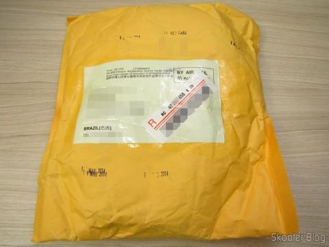 Pacote da DX com os Cabos de Carga e Dados USB macho para Micro USB macho Millionwell 01.0363 com 3 metros (Millionwell 01.0363 USB Male to Micro USB Male Data / Charging Cable - Purple (3m))