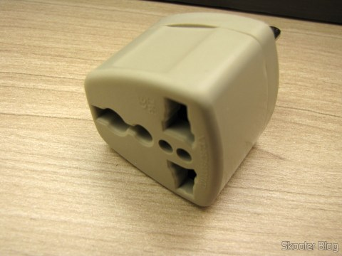Adapter that came with toast Router ASUS RT-AC68U Dual Band Gigabit Router 802.11ac Wireless-AC1900