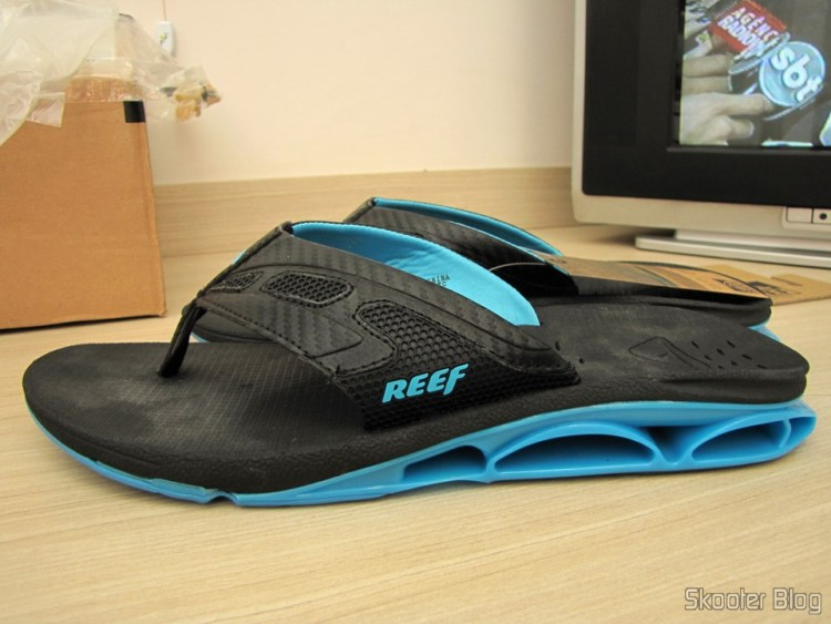 Slippers pair Reef X-S Male (Reef Men's X-S Flip Flop)
