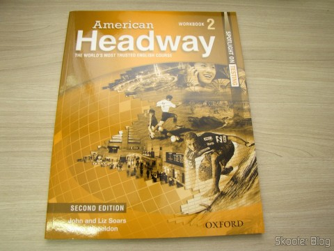 American Headway 2 Workbook (Spotlight on Testing)