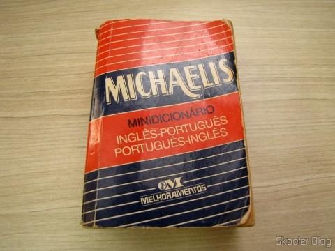 Meu Minidicionário Michaelis Inglês-Português e Português-Inglês dos anos 80