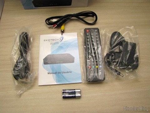 Accessories EKOTECH ZBT-670N