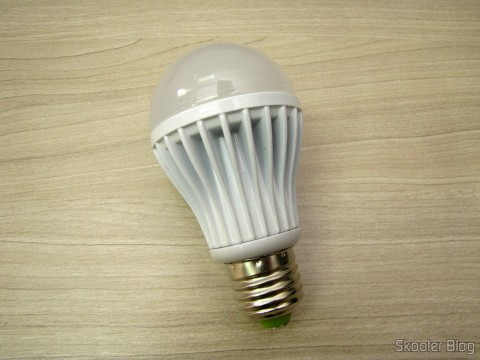 Duxlite A60 E27 12.5W (=Incan 100W) COB CRI>80 1260LM 6000K Cool White Light LED Globe Bulb (AC 85-265V)
