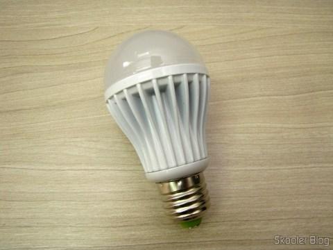 Duxlite A60 E27 12.5W (=Incan 100W) COB CRI>80 1260LM 6000K Cool White Light LED Globe Bulb (AC 85-265V)