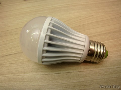Duxlite 12.5W A60 E27 (= Incan 100W) COB CRI>80 1260LM 6000K Cool White Light LED Globe Bulb (AC 85-265V)