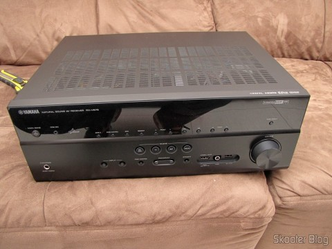 Yamaha RX-V675 7.2 Channel Network AV Receiver with Airplay