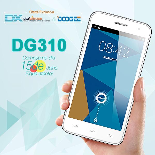 DealExtreme (DX): Pré-Venda exclusiva do Doogee Voyager2 DG310