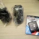 Dois Suportes Giratórios Universais de Celular/GPS para Carro e um Suporte/Clip para Câmera Playstation Eye do Playstation 3 (PS3)