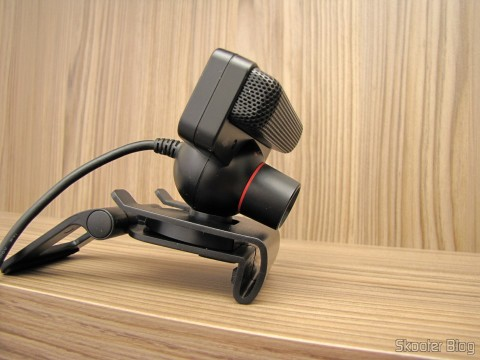 Support / Clip Camera Playstation Eye Playstation 3 (PS3), coupled with the Playstation Eye
