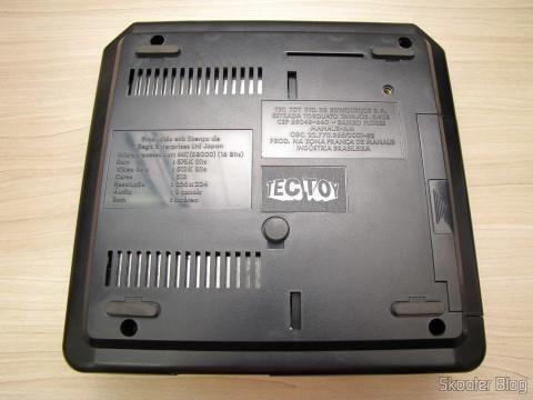 Mega Drive III da Tec Toy, PCB VA0
